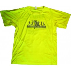 Tshirt HOMME Jaune fluo...